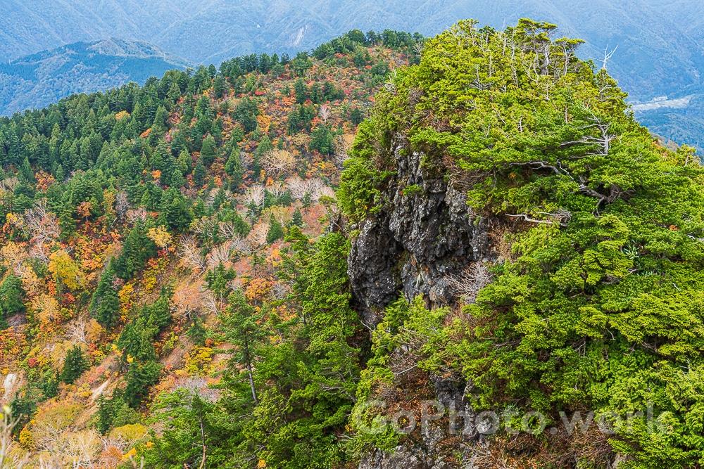 三方岩岳、トレッキング録 (白山白川郷ホワイトロード)