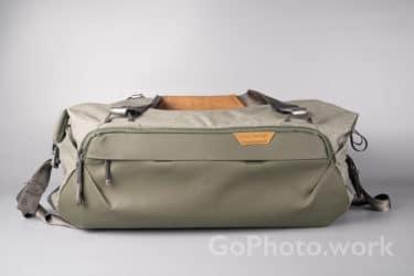 PeakDeign TravelDuffle 35L